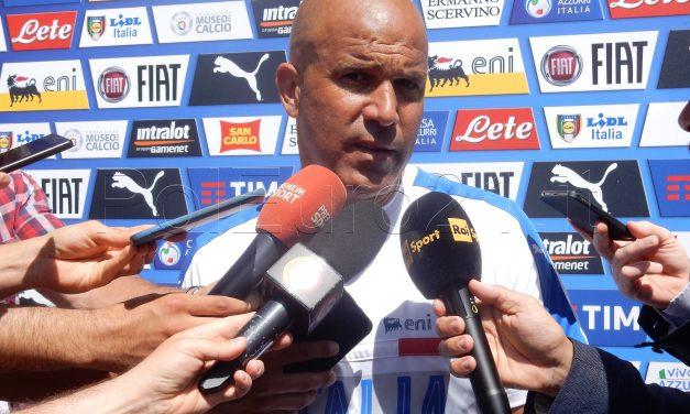 """Italia-Germania 1-0, Di Biagio: """"Con la Spagna faremo un altro miracolo"""""""