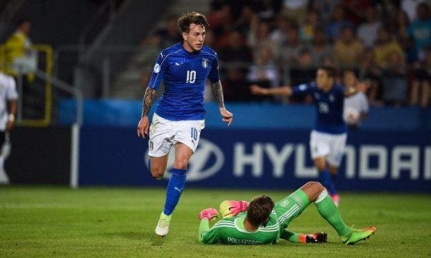 Italia-Germania 1-0, gli Azzurrini sono in Semifinale