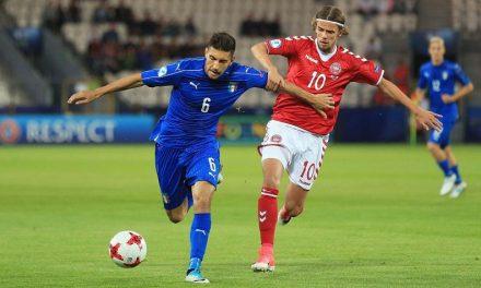 Danimarca-Italia, record di telespettatori: oltre 5 milioni e mezzo