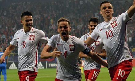Pareggio tra Polonia e Svezia, Inghilterra prima nel Gruppo A
