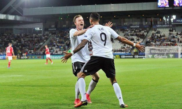 Germania-Danimarca 3-0, i tedeschi a un passo dalla Semifinale